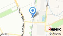 75 отдел полиции Управления МВД Невского района на карте
