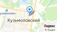 ЗЕНИТ-2001 на карте