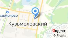 Кузьмоловская школа искусств на карте