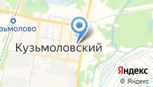 Кузьмоловский Дом Культуры на карте