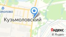Цветочный магазин на Ленинградском шоссе на карте
