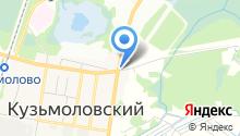 РЕСО-Гарантия, ОСАО на карте