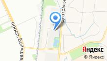 Карнавал СПб на карте