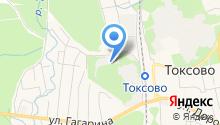 Конно-сказочный хутор на карте