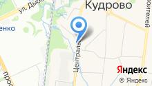 Шиномонтаж на ул. Центральной, 31а на карте