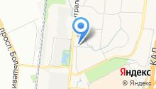 Средняя общеобразовательная школа №1 с дошкольным отделением на карте