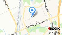 Центр образования Кудрово на карте