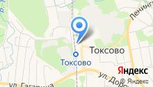 Магазин зоотоваров на Привокзальной площади на карте