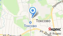Магазин нижнего белья на Привокзальной площади (Всеволожский район) на карте