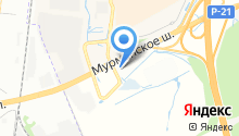Эльдарус на карте
