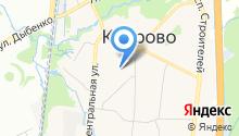 СПБДООРС на карте