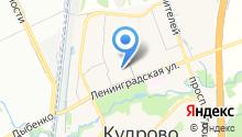 Северо-Западная бетонная компания на карте