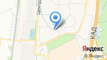 Блэк Электрик на карте