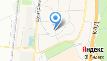 Новгородский Бекон на карте