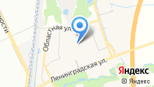 Мулатка на карте