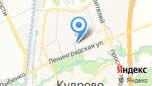 Студия депиляции Кати Савельевой на карте