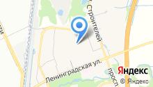 Оккервиль на карте