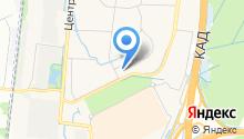 Кудрово на карте