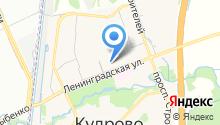 S & I на карте