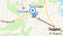 Токсовский центр образования с дошкольным отделением на карте