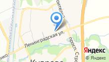 А+ на карте