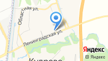 Гурмания на карте