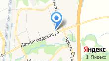 Route 98 на карте
