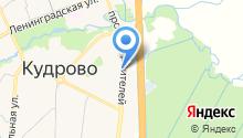 Инвестторг, ЗАО на карте