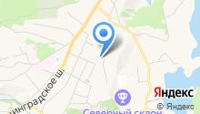 Гериатрический медико-социальный центр им. Императрицы Марии Федоровны на карте