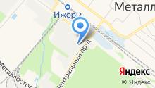 7 Механический завод на карте