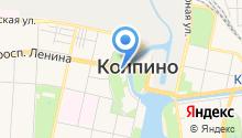 Церковь Вознесения Господня на карте