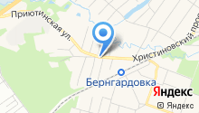 Шиномонтажная мастерская на Христиновском проспекте на карте