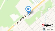 Мастерская тонирования автостекол на карте