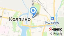 1-ый ЦЕНТР Недвижимости и Геодезия на карте