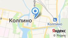 1-ый ЦЕНТР Недвижимости и Геодезии на карте