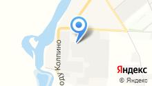 Холдинг-78, ЗАО на карте