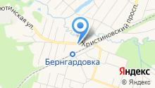 Центр бытовых услуг и торговли на карте