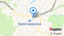 Магазин обуви на Советской на карте