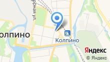 Авто-Горизонталь на карте