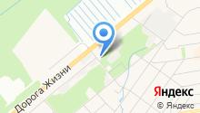 Шиномонтажная мастерская на ул. Культуры на карте