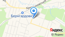 Автостоянка на ул. Связи на карте