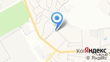 Мегаполис Колтуши, ТСЖ на карте