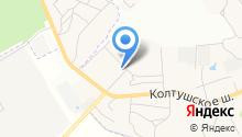 K-internet на карте