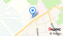 Detaling Park на карте