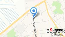 ГлавПиво на карте