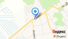 Администрация г. Всеволожска на карте