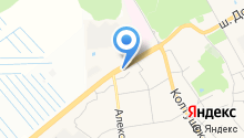 Наиль на карте