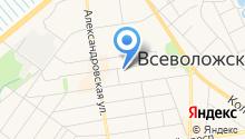 Магазин инженерной сантехники на карте