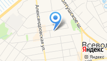 Нотариус Ивановская Г.Л. на карте