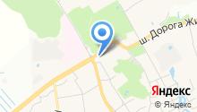 Шиномонтажная мастерская на Колтушском шоссе на карте